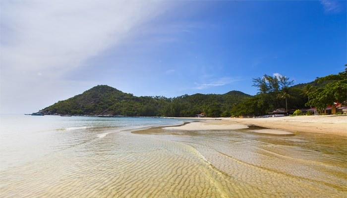 How to go from Koh Samui to Koh Phangan