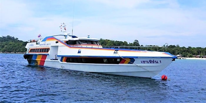 Langkawi to Koh Lipe by direct ferry