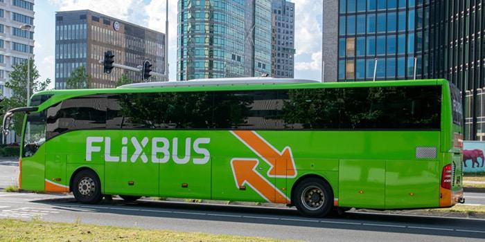 Из Амстердама в Берлин на автобусе