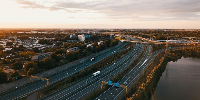 Из Амстердама в Берлин на машине