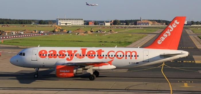Из Амстердама в Берлин на самолете