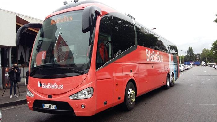 Berlin ke Munich menaiki bas