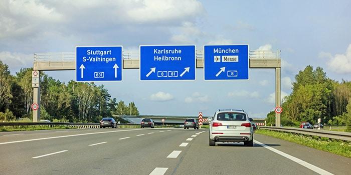 Berlin ke Munich menaiki kereta