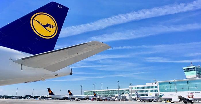 Berlin ke Munich menaiki penerbangan