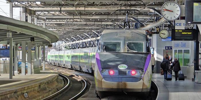 Da Bruxelles a Parigi con il treno economico