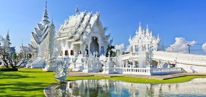 Chiang Mai to Chiang Rai by tour