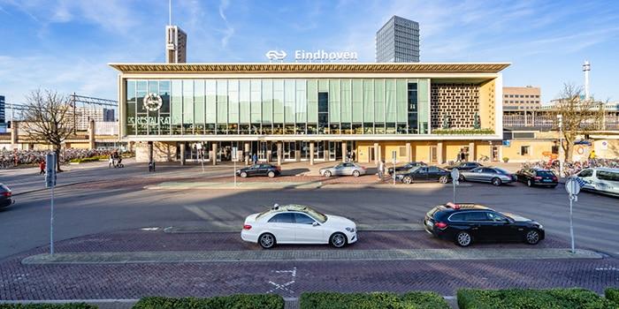 Da Eindhoven ad Amsterdam in treno