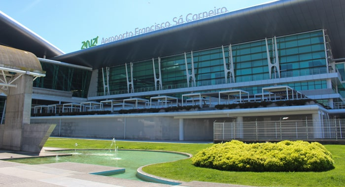 Francisco Sa Carneiro Airport