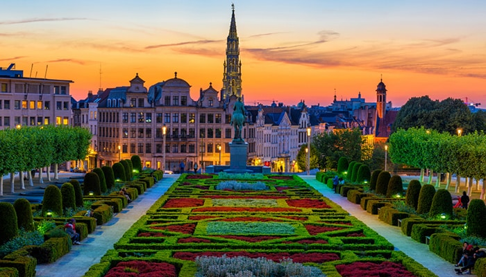 How to go from Amsterdam to Brussels