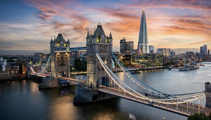 Как добраться из Амстердама до Лондона