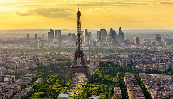 Как добраться из Амстердама до Парижа
