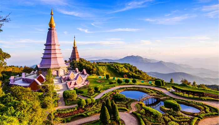 How to go from Bangkok to Chiang Mai