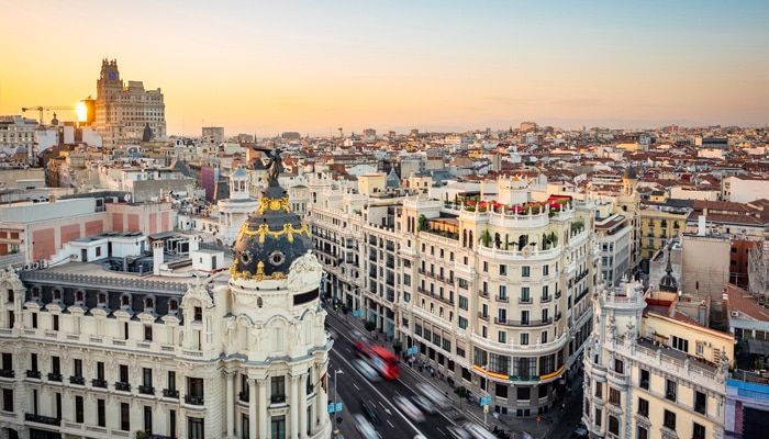 How to go from Barcelona to Madrid