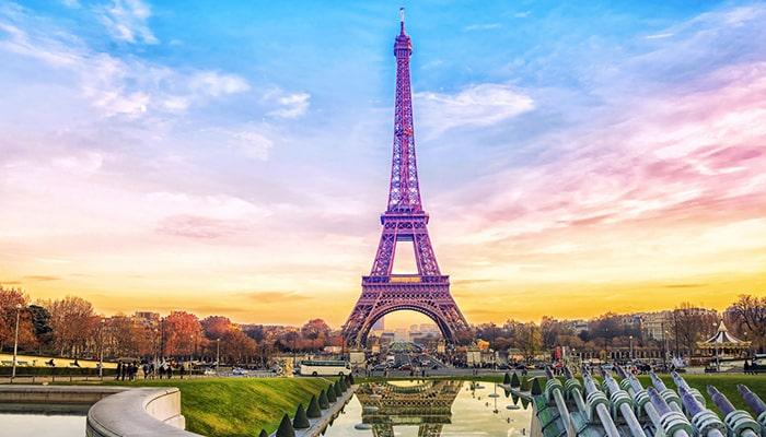 How to go from Brussels to Paris