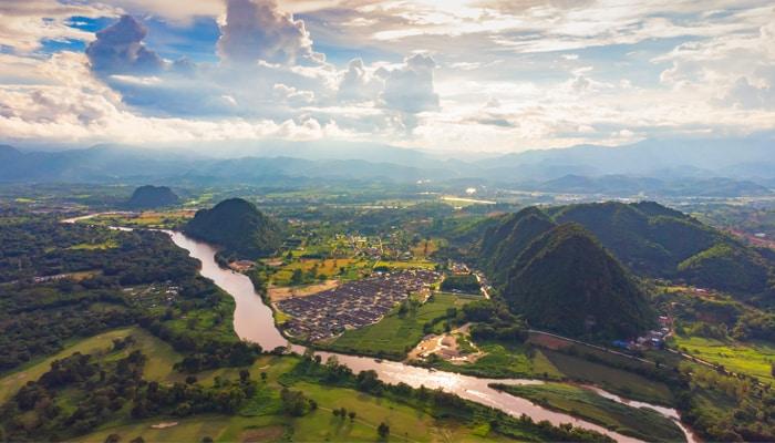Miten mennä Chiang Maista Chiang Raiin