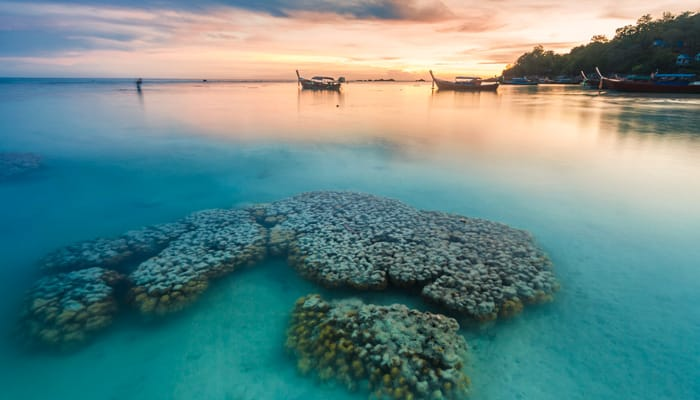 How to go from Krabi to Koh Lipe