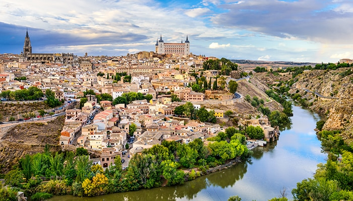 How to go from Madrid to Toledo