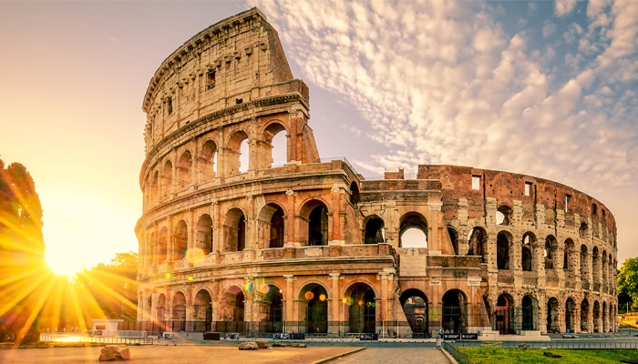 How to go from Milan to Rome