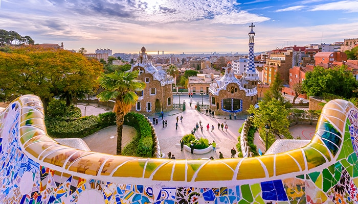 How to go from Paris to Barcelona