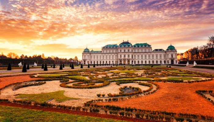 How to go from Prague to Vienna