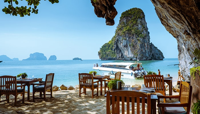 How to travel from Phuket to Krabi