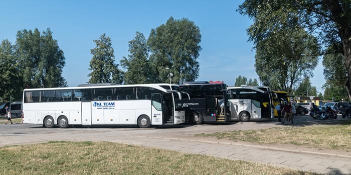 Krakow to Auschwitz by organised tour