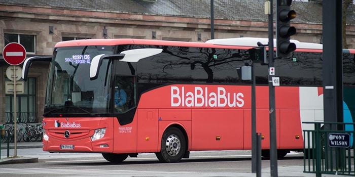 Из Лондона в Брюссель на автобусе