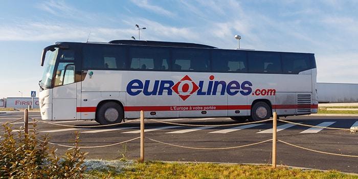 Da Londra a Parigi in autobus