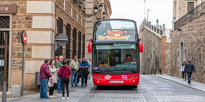Madrid to Toledo by tour