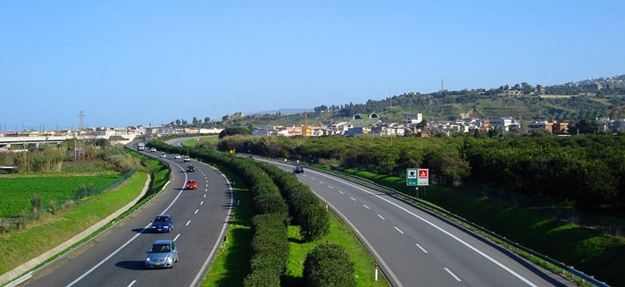 Из Милана в Рим на автомобиле