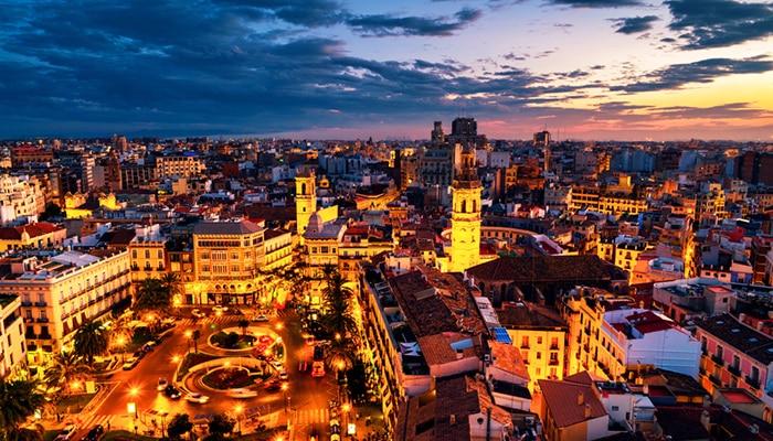 Barcelona to Valencia