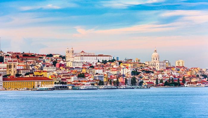 Jak dojechać z Faro do Lizbony
