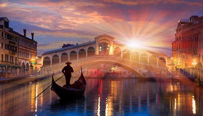 Come andare da Milano a Venezia