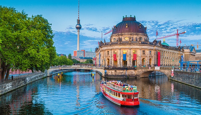 How to go from Paris to Berlin