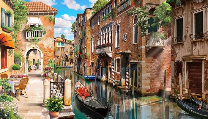 ローマからヴェネツィアへの行き方