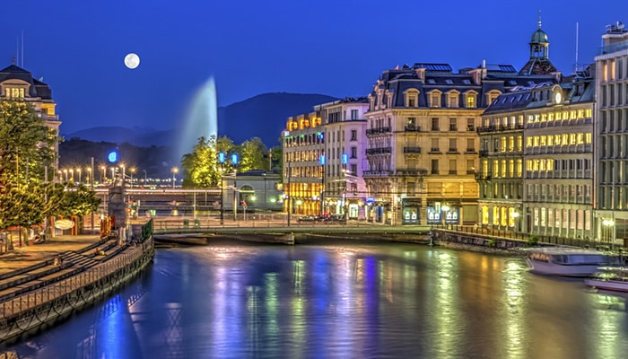 How to go from Zurich to Geneva