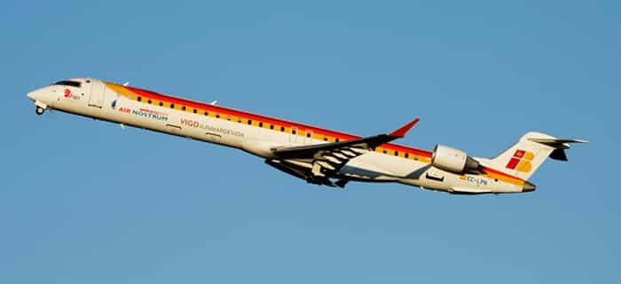 Z Madrytu do Walencji samolotem