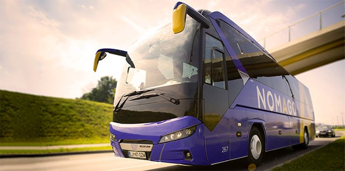 Munich ke Salzburg menaiki bas