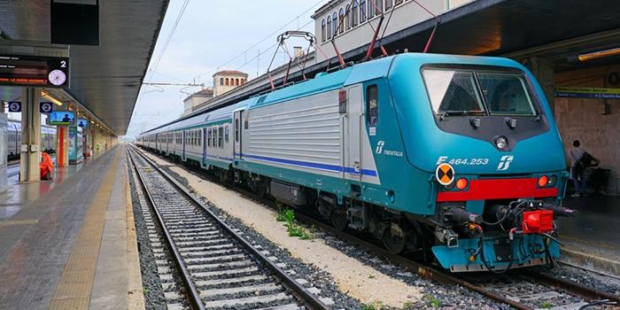 Из Венеции во Флоренцию на обычном поезде