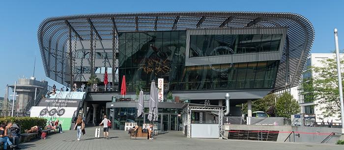 ZOB station in Munich