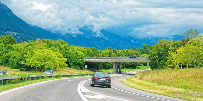 Zurich to Interlaken by car