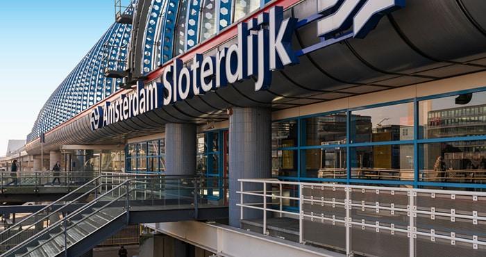 Amsterdam Sloterdijk station
