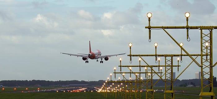 Copenhagen to Amsterdam by plane