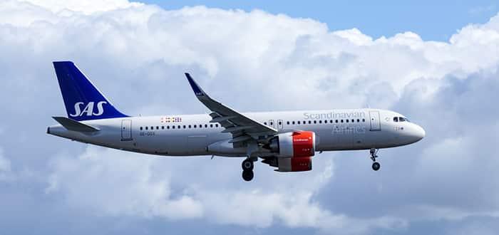 Copenhagen to Stockholm by plane