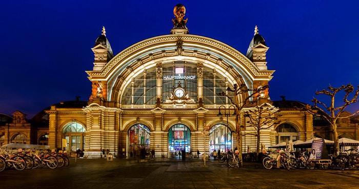 Frankfurt Hauptbahnhof station