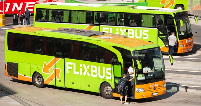 Frankfurt to Berlin by bus