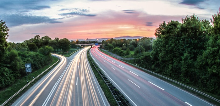 Frankfurt to Berlin by car