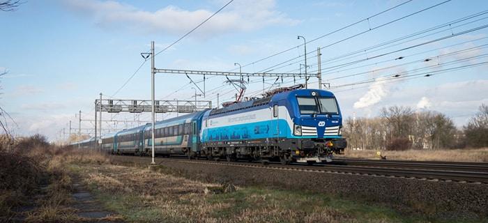 Hamburg to Berlin by normal train