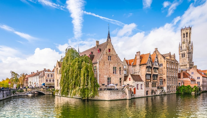How to go from Amsterdam to Bruges