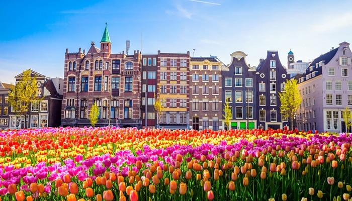 Come andare Copenaghen ad Amsterdam